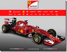 Ferrari SF15 T
