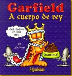 Garfield Cuerpo