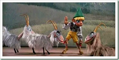 lonely goatherd
