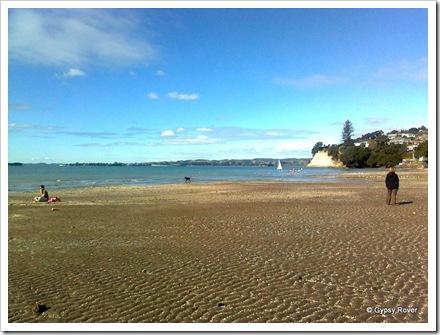 Howick beach.