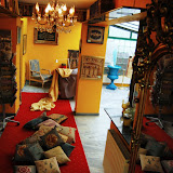 Tkaniny dekoracyjne, sklep, Poznań