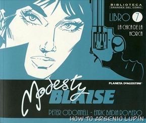 P00007 - Modesty Blaise #7