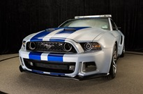 """Need for Speed"" Mustang Highlights Ford Racing Pace Car Lin"