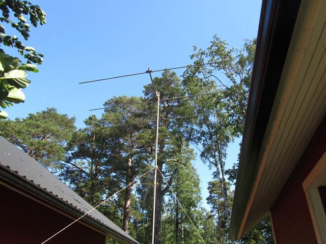 3 элемента на 50МГц