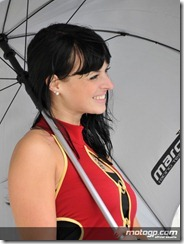 Paddock Girls Hertz British Grand Prix  17 June  2012 Silverstone  Great Britain (17)
