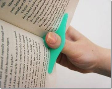 Design Segurador de livro