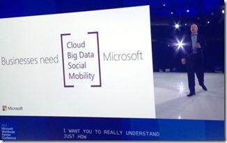 Steve Ballmer - Microsoft CEO