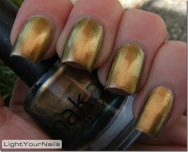 Shaka Bronze