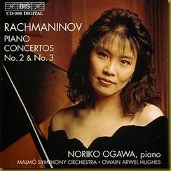 Rachmaninov Conciertos piano 2 3 Ogawa Hughes