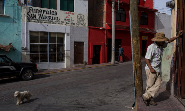 So many residents of villages like Genaro Codina, in Zacatecas, Mexico, are already in the United States that it is unclear whether eased American citizenship rules would prompt any other Mexicans to try to immigrate. Photo: Adriana Zehbrauskas / The New York Times