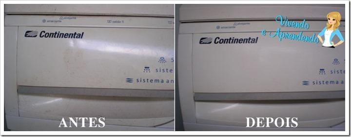 Limpando a máquina de lavar4
