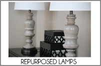 repurposed lamps
