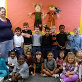 WBFJ Cici's Pizza Pledge - Vandalia Christian School - Ms. Cranford's Kindergarten Class - Greensbor