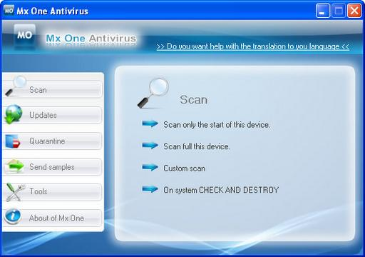 Descargar Mx One Antivirus 4.5 gratis