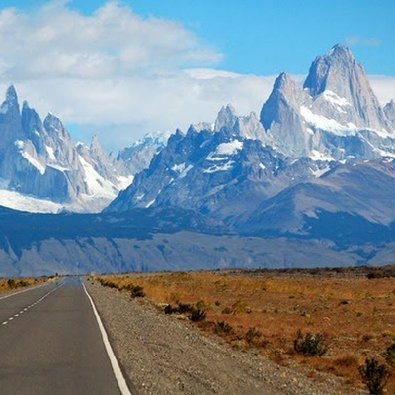 Legends and Myths Patagonia: El Chalten, the blue mountain is considered sacred.