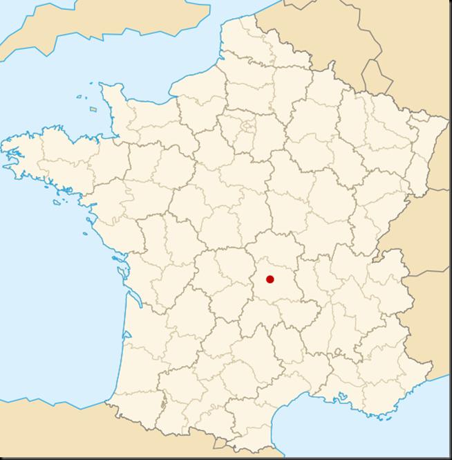 Clermont-Ferrand-Francia