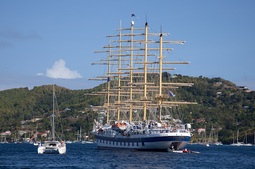 Royal Clipper, Luxembourg