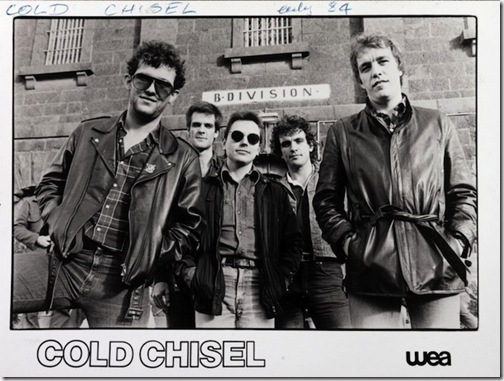 cold chisel newcastle
