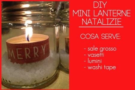 Semplicemente Perfetto Christmas Natale Mini Lanterne DIY _01