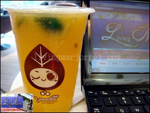 A-gantea: Hawaiian Fruit Tea (2)