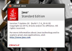 Java 7 Update 25 su Ubuntu Linux