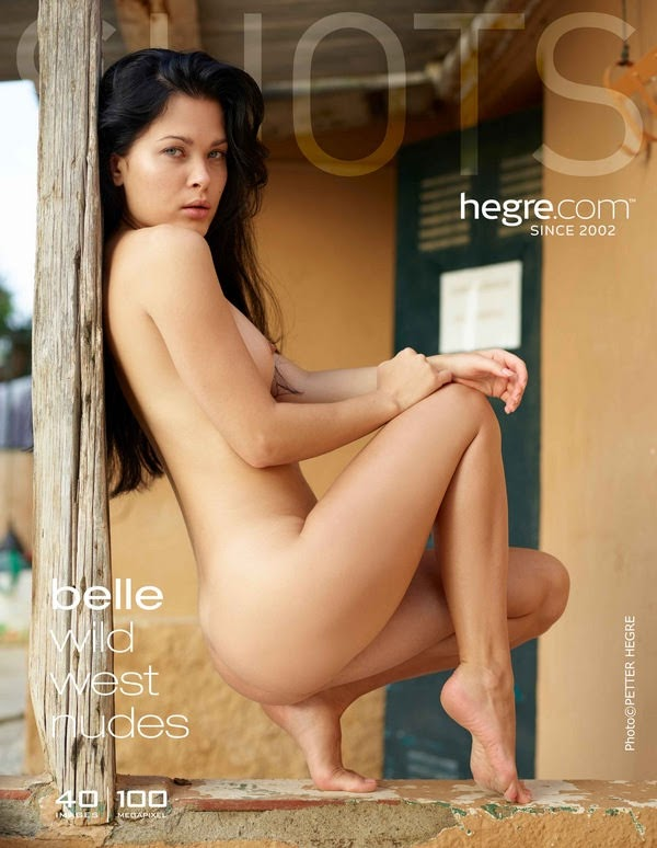 [Hegre-Art] Belle - Wild West Nudes