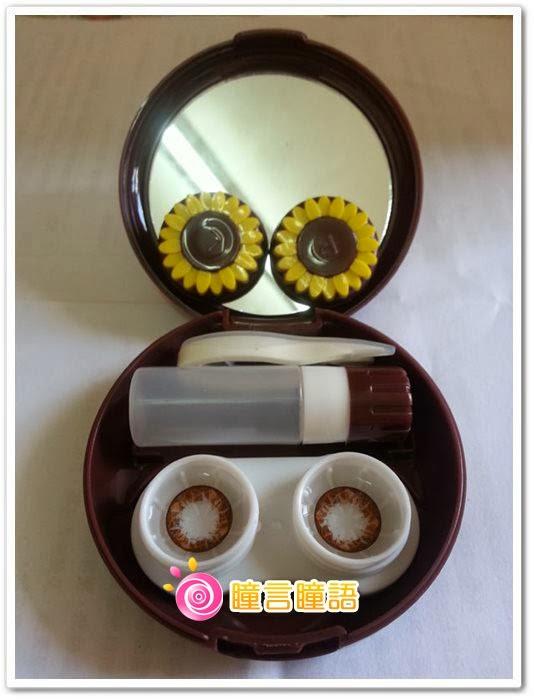 韓國NEO隱形眼鏡-NEO鑽石棕2