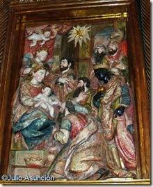 Dicastillo - Epifanía - Retablo de la iglesia parroquial