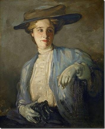 Thea Proctor Charles Davis 1909