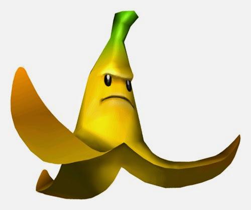 banana comic