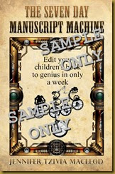 The_SevenDay_Manuscript_Machine Cover sample