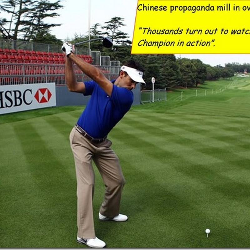 Doc's Top Five WGC HSBC Funny Captions