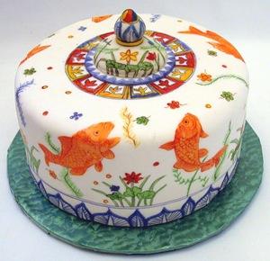 chinese-theme-cake