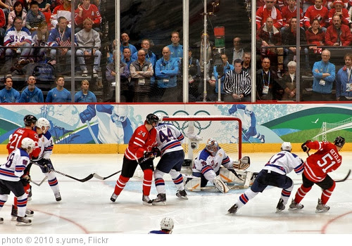 'Canada vs. USA' photo (c) 2010, s.yume - license: http://creativecommons.org/licenses/by/2.0/