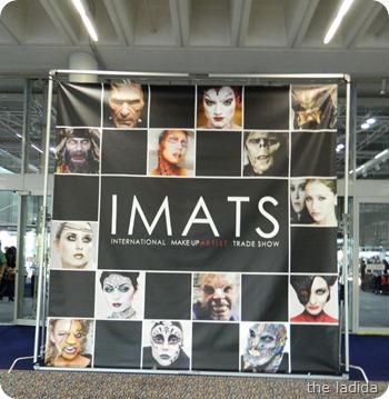 IMATS Sydney 2012 Sign