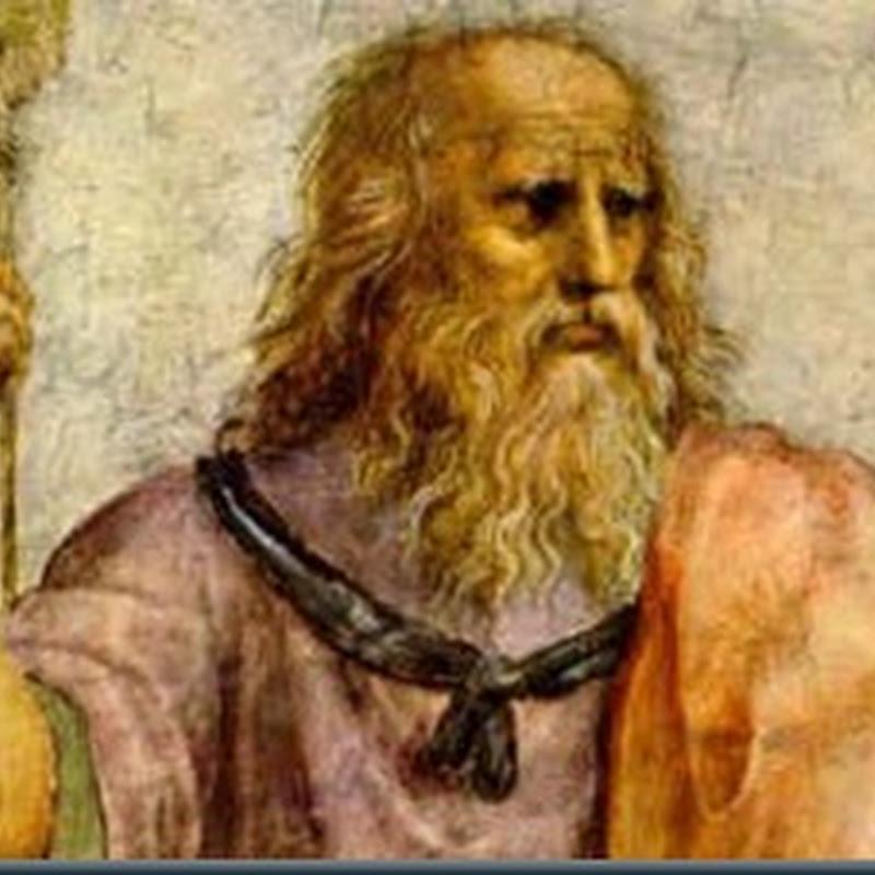 Platão. Visão do passado ou futuro ?