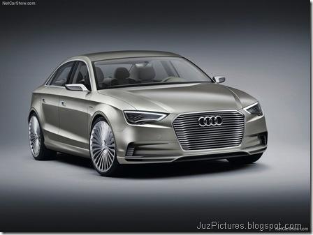 Audi A3 e-tron Concept2