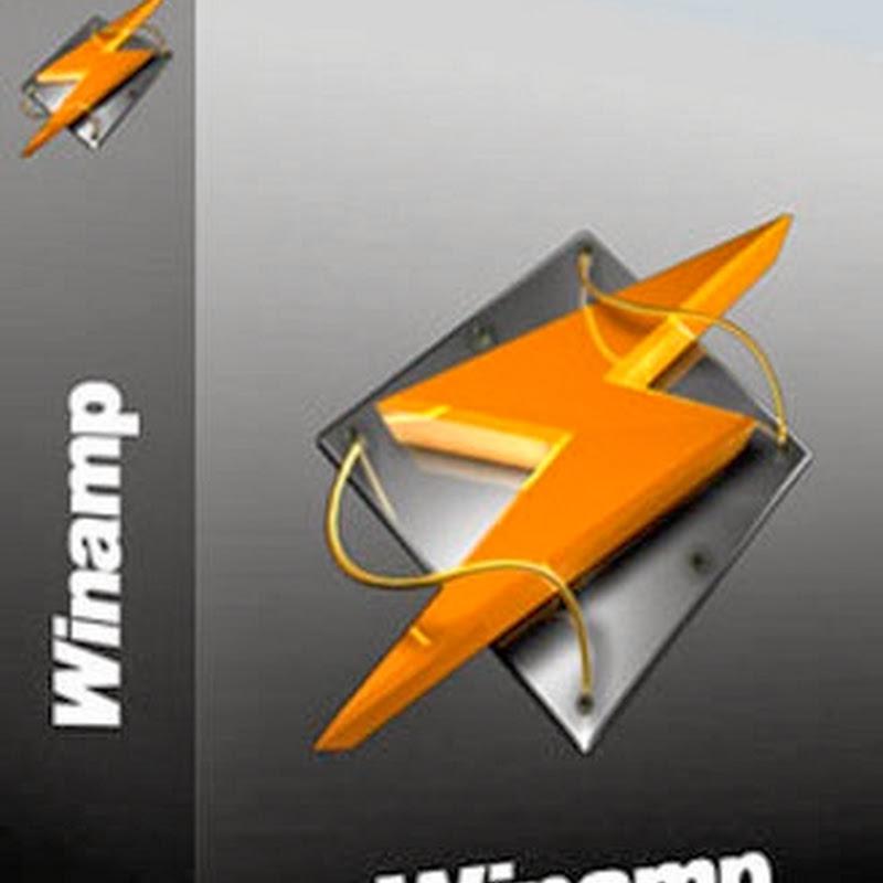Winamp Pro 5 Full – Phần mềm xem phim nghe nhạc