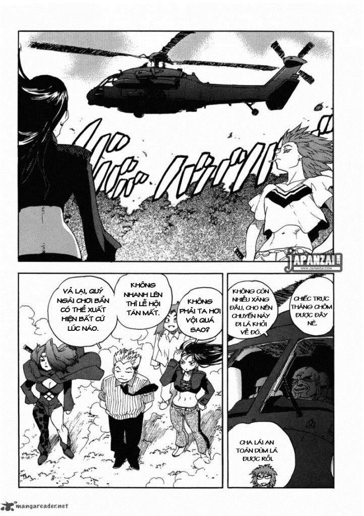 Aiki chap 89 - Trang 11