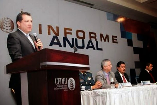 Buscan reelección de Plascencia en CNDH