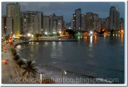 Praia dos Milionários, São Vicente, litoral de São Paulo