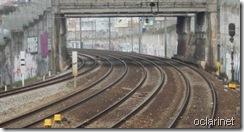 Greve nos comboios.Dez.2011