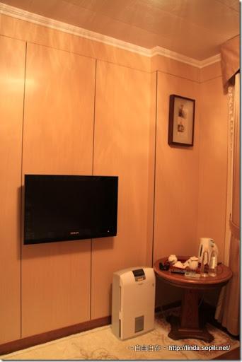 宜蘭三星樂狗堡-房間設備