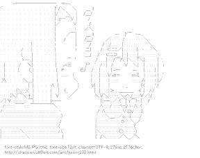 [AA]Tainaka Ritsu & Hirasawa Yui (Keion!)