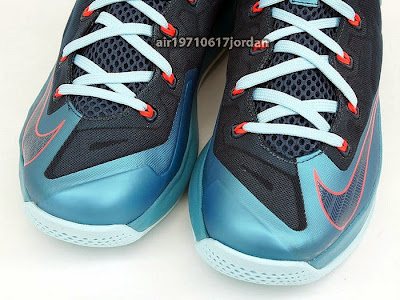 nike lebron 11 low gr nightshade 1 07 Upcoming Nike Max LeBron XI Low Turbo Green / Nightshade