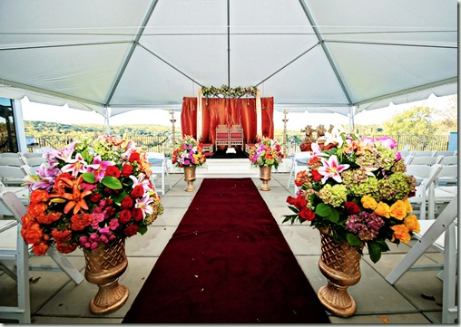 South-Asian-Indian-Wedding-Baltimore-Harbor-Ceremony-Tent