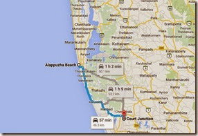 map to alappuzha
