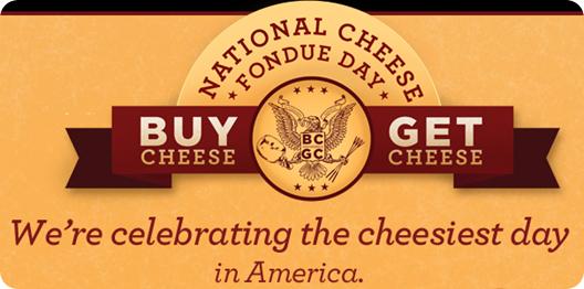 CheeseFondueDay