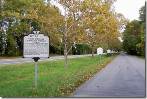 First Africans In English America - Marker WT-1 in James City Co. VA