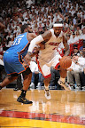 lebron james nba 120621 mia vs okc 049 game 5 chapmions Gallery: LeBron James Triple Double Carries Heat to NBA Title